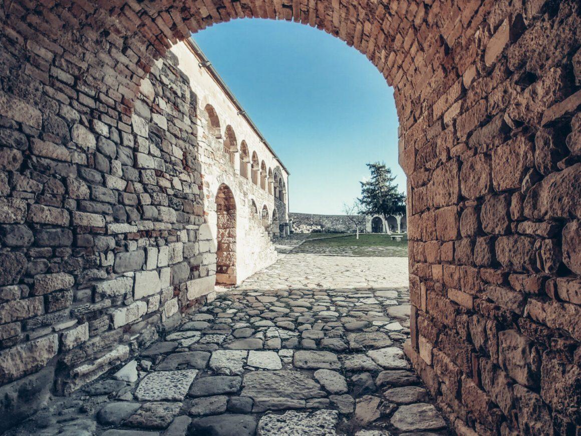 Apollonia-Albania